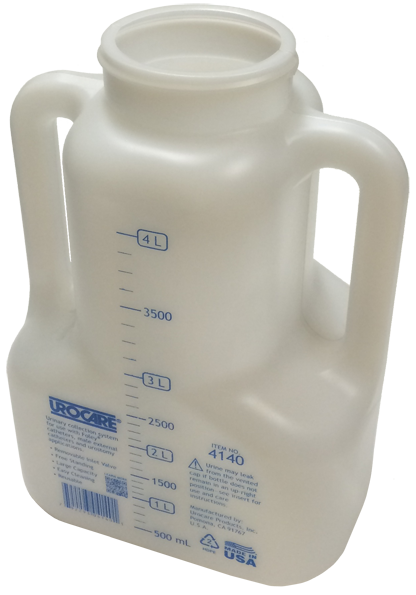 Urocare® Urinary Drainage Bottle